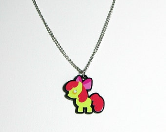 Apple Bloom Necklace