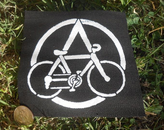 Bike Punk - Punk Patch