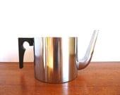 Vintage Stelton Cylinda Tea Pot by Arne Jacobsen