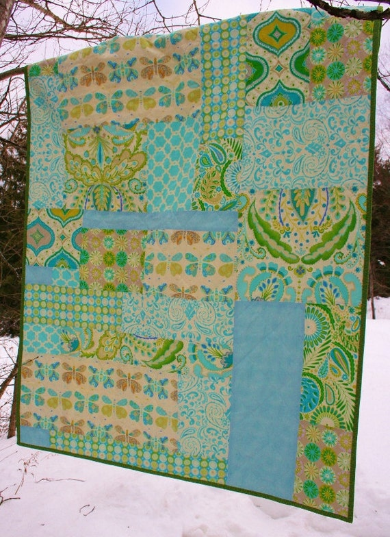 Modern Quilt Patterns Free Download : Easy Modern PDF QUILT PATTERN Instant Download