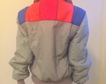 Vintage 70s Retro Ski Jacket by Sportscaster