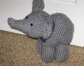 Dexter the elephant crochet pattern PDF file