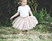 Twirly Tulle Skirts - size 2t through 10, wedding, flower girl, birthday, dress up