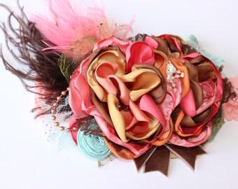 Baby Girl Headband-Matilda Jane Headband-Baby Headband-Flower Girl Headband-Photo Prop