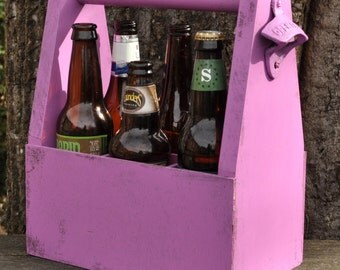 The Tyson craft beer tote / carrier