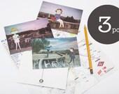 Postcards - Postcard Pack - Camera Girls Madrid