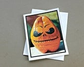 Halloween Note Card / Spooky / Scary / Oct. 31st