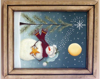 Wish Upon a Star Tole Painting Pattern