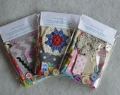 Fabric craft scrap pack SALE