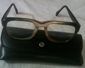 Very nice pair of vintage eye glasses