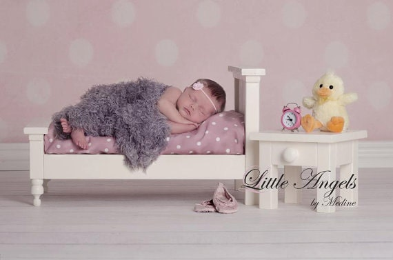 Sale Bed Newborn Photography Prop