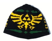Triforce Beanie - Hylian Crest Medium