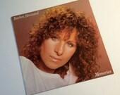 VINYL: Barbra Streisand-MEMORIES