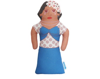 Billie Holiday Doll - LIMITED EDITION