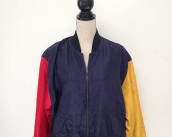 Vintage 80s Otello Pelle Jacket