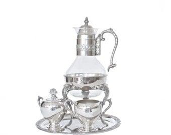 Swedish Silver Coffee or Tea Set