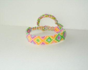 Friendship Bracelet - Continuous  Diamond