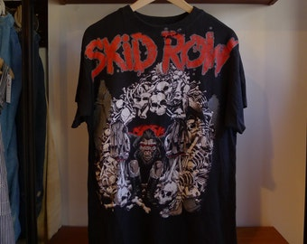 Vintage SKID ROW Tour 1991 Slave To The Grind rare live promo heavy metal hard rock vtg 1990's