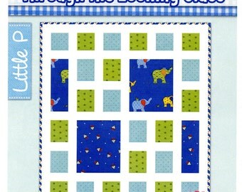 PATTERN: Through the Looking Glass by Its Sew Emma - Baby Quilt Pattern