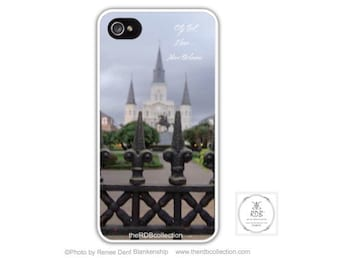St. Louis Cathedral  Phone Case - New Orleans