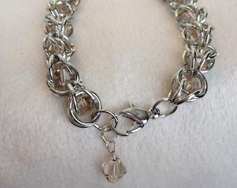 Captive Crystals Bracelet