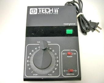 Power Supply Tech ll MRC Rail Power 1400 USA
