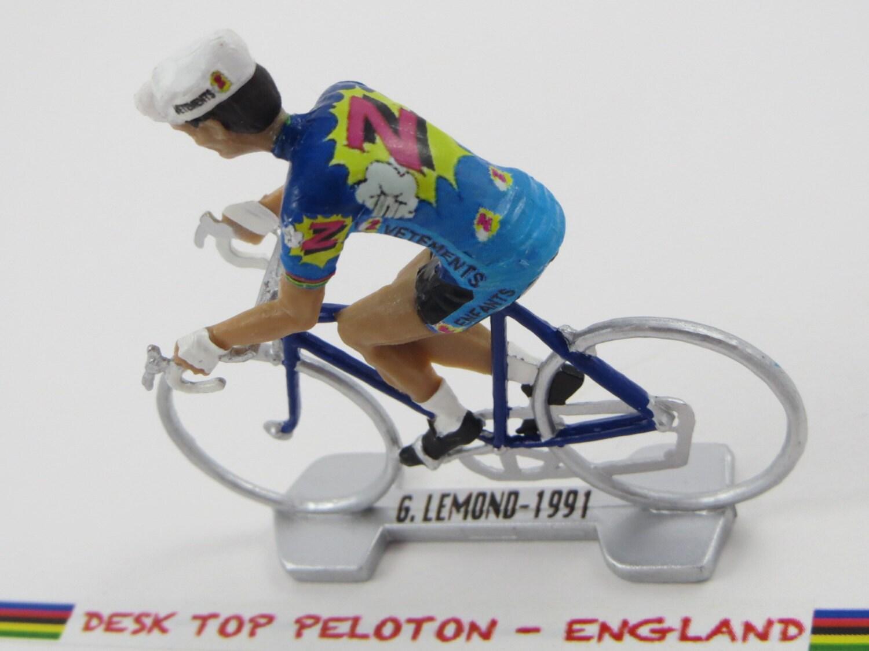 Greg Lemond Tour de France Z Team 1991 by DeskTopPeloton