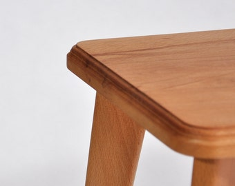 Reserved Wooden Stool for Joanna