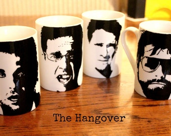 The Hangover - Hand Crafted cup set