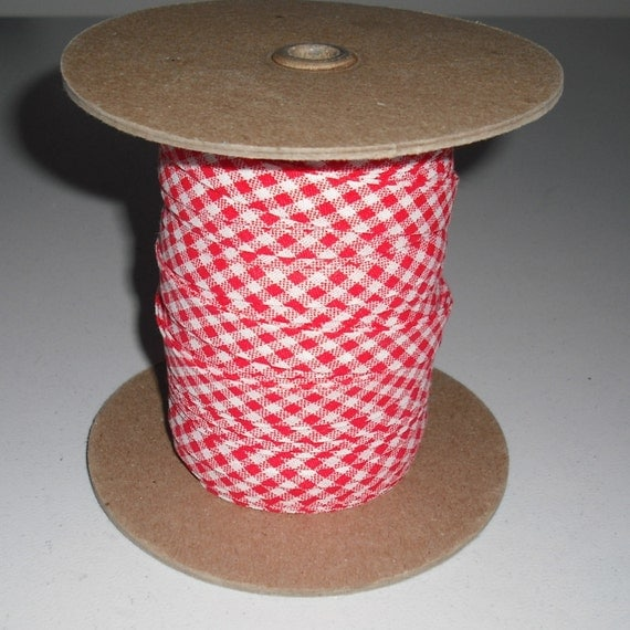Wholesale Bias Tape 1/2 Extra Wide Double Fold RED