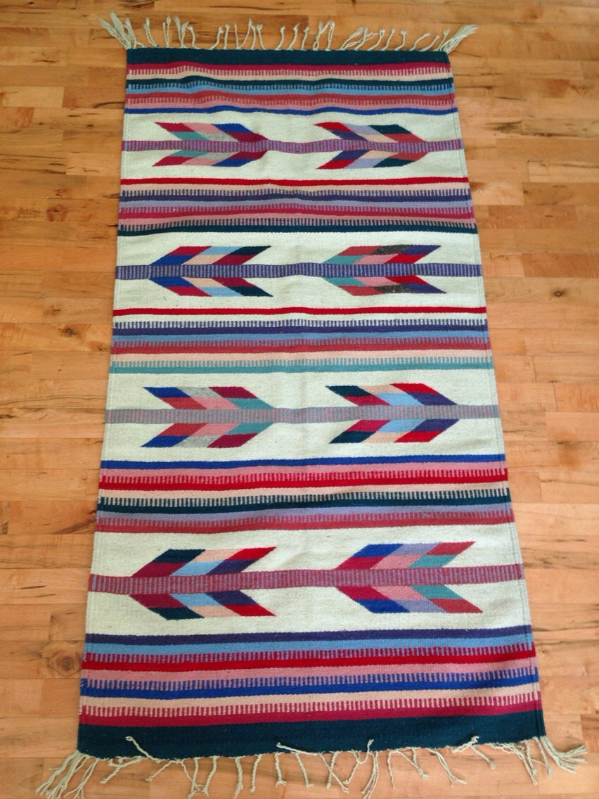 Southwest Rugs 100 Zapotec Indian Large Mexican