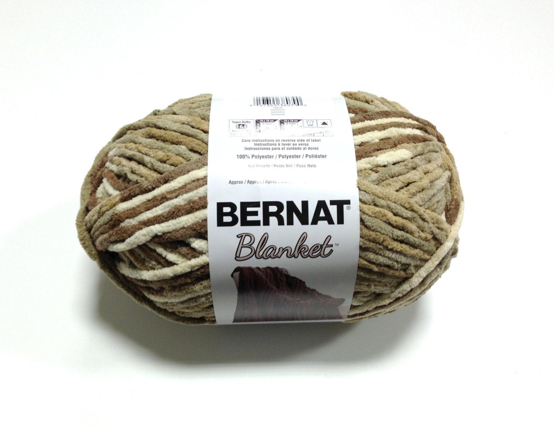 Bernat Blanket Yarn In Sonoma Large Skein By