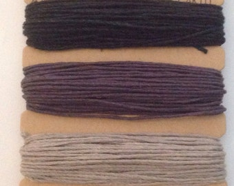 True Hem Bakers Twine Cord 4 colors Set