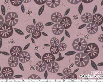 Wildflowers Color 31 from Wildflower Wood by Lynette Anderson Designs for Lecien