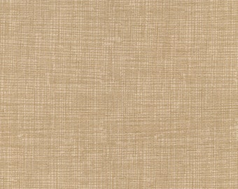 Sketch Flannel in Linen for Timeless Treasures