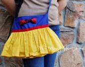 Snow White Inspired Shoulder Bag