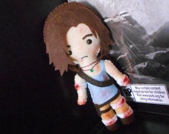 Tomb Raider Inspired Plushie (Lara Croft)