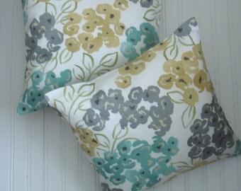 Blue Pillows. Pillows. Yellow Pillows. Accent Pillows. Decortive Pillows. Floral Pillows.Pillow Covers. Blue pillow Covers