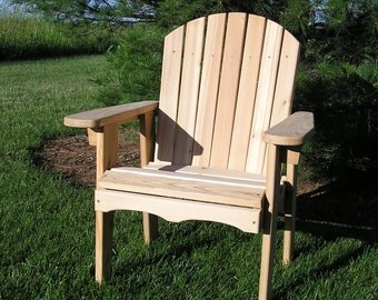 Adirondack Garden Chair Kit