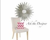 Ask the designer - Design Consulting