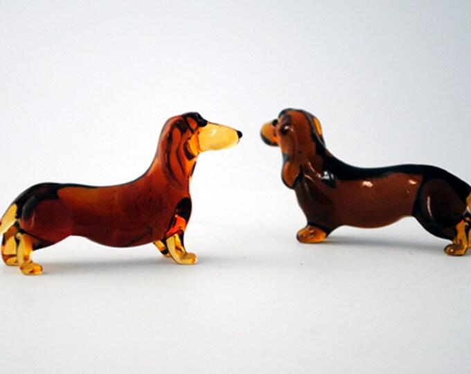 e31-10 Dachshund (1 Dog per order)