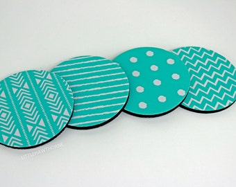 Drink Coasters / Party Coasters / Bar Coasters / Coaster Set