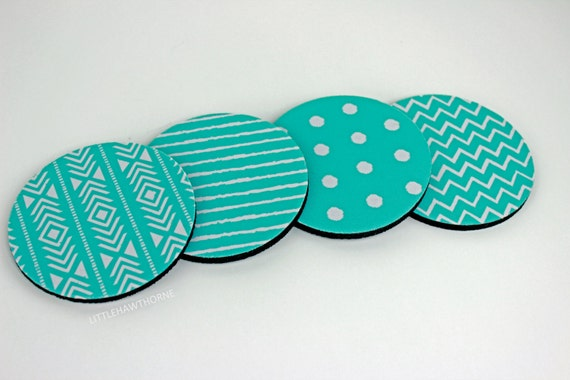 Drink Coasters / Party Coasters / Bar Coasters / Coaster Set