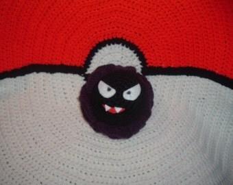 Crochet Gastly Pokemon