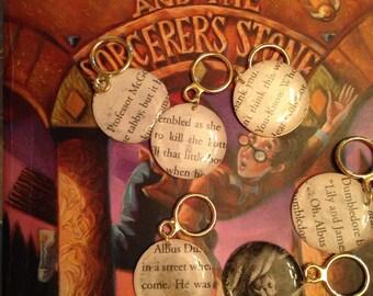 Harry Potter Stitch Markers (Set of 6)