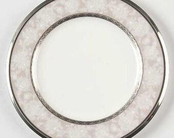"Mint Noritake Jefferson Court 4786 10 7/8"" Dinner Plate"