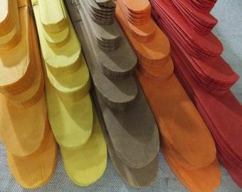 SPECIAL OFFER -- 45 Tissue Paper Pom Poms Mix - Choose your Colors - Wedding Decor - Party Decor - Home Decor