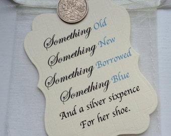 Sixpence Bride Gift