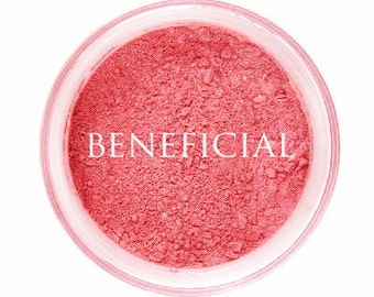 CRAB APPLE - Blush Mineral Makeup Natural Vegan Minerals