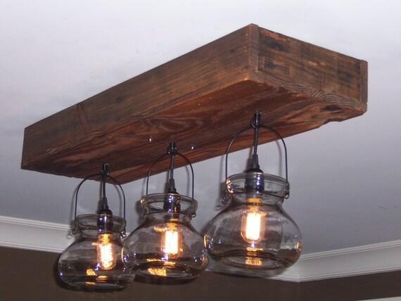lustre en bois lanternes de meghan lanterne trois palettes. Black Bedroom Furniture Sets. Home Design Ideas